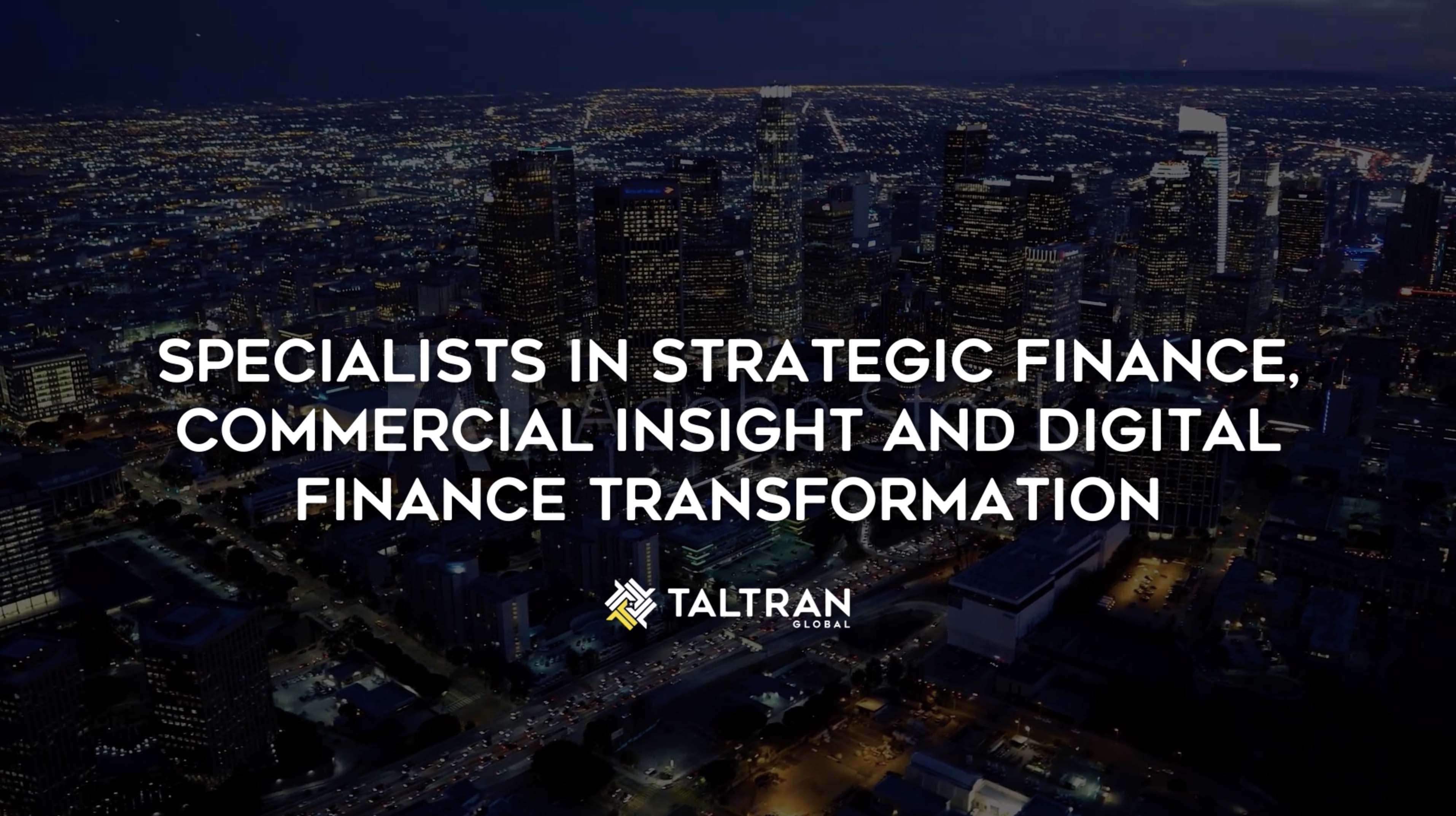 TALTRAN Growth – Media Release